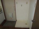 洗濯機置場・玄関